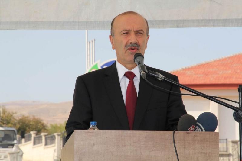 Elazığ Organize Sanayi Bölgesinin 5. Kısım 1. Etabının açılışı yapılan törenle gerçekleştirildi.