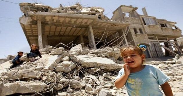 Gazze'li Çocuğun Yalnızlığı