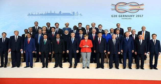 G20 ve Terörizm