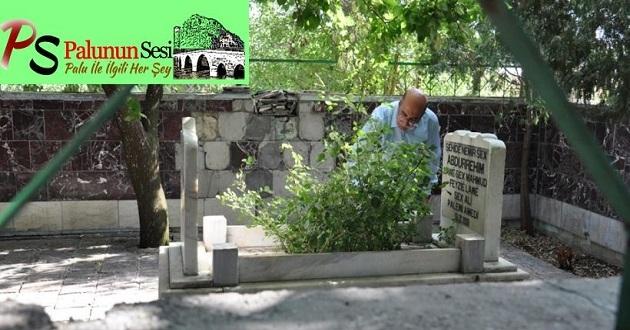 Palulu Şehid Şeyh Said'in kardeşinin kabri ilgi bekliyor