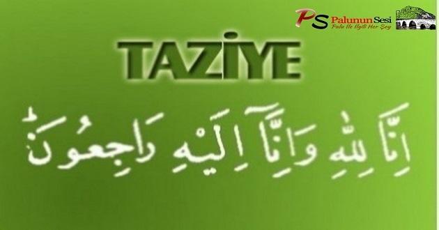 Vefat ve Taziye