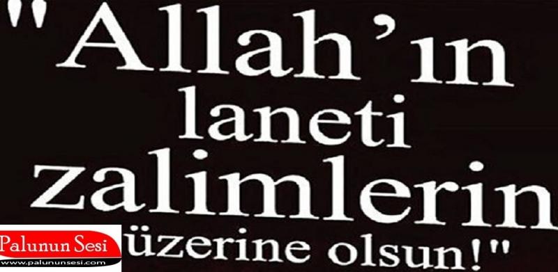 Allah'ın lanet ettikleri