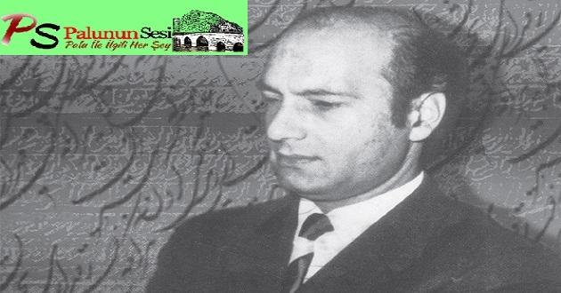 Ali Şeriati diyor ki;