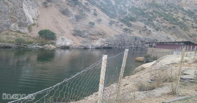 Pembelik Barajı'nda kaybolan adamın cansız bedenine ulaşıldı