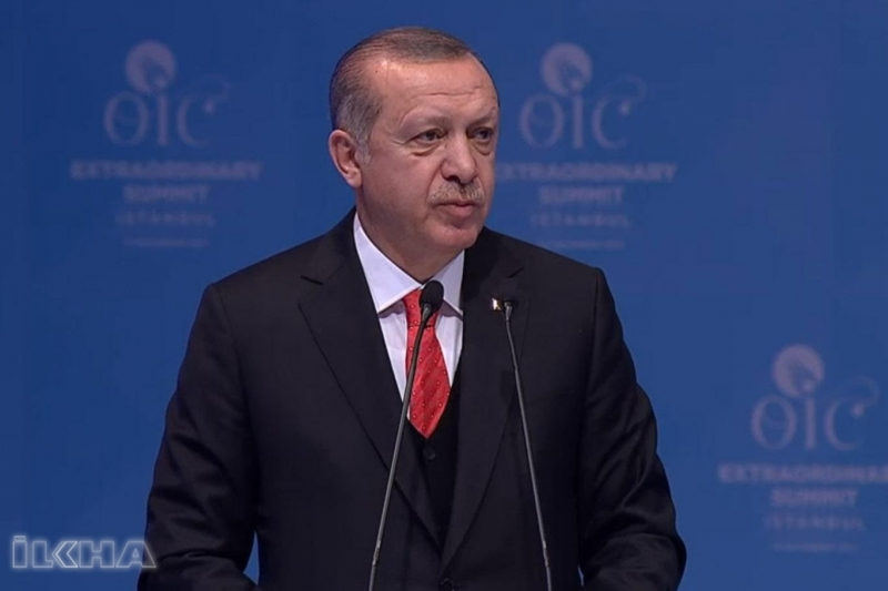 Cumhurbaşkanı Erdoğan: İsrail işgal ve terör devletidir