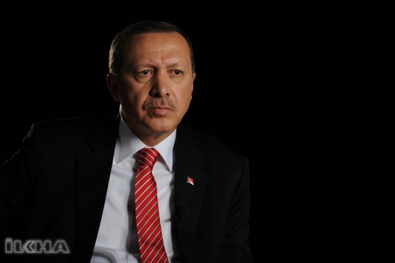 Cumhurbaşkanı Erdoğan'dan ABD'ye: Birilerinden icazet alacak değiliz