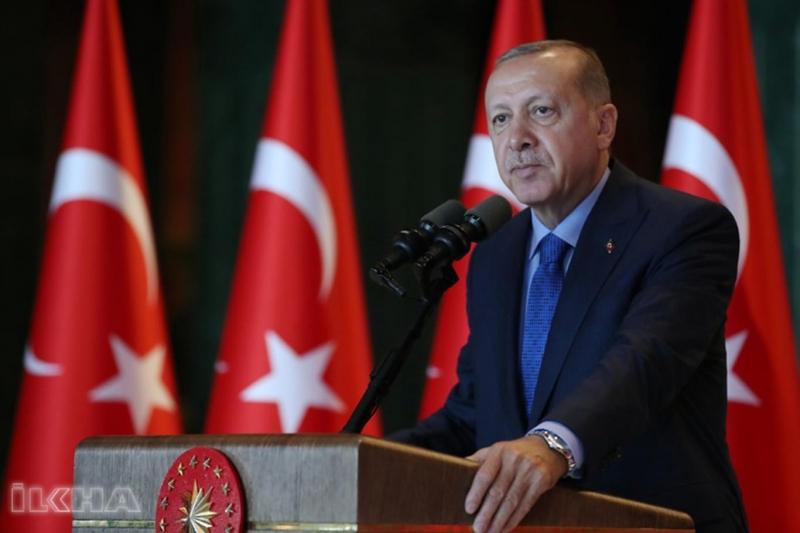 Cumhurbaşkanı Erdoğan: Bambaşka bir durumla karşı karşıyayız