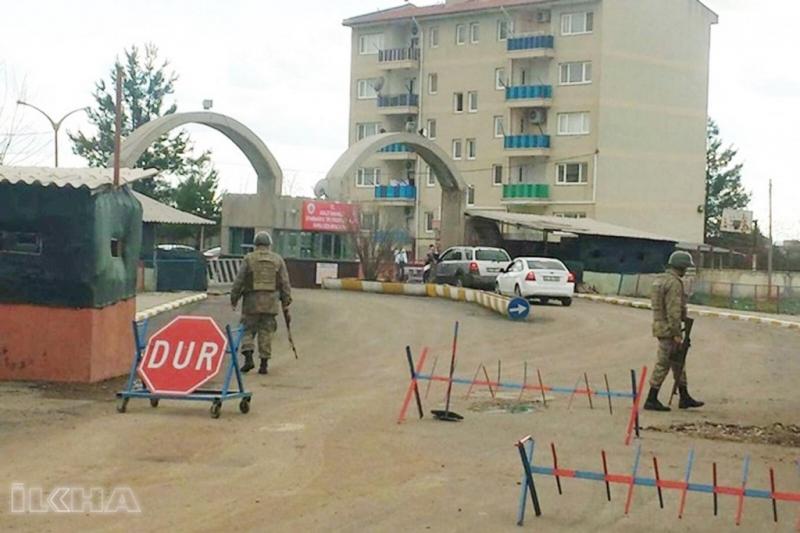 Diyarbakır D Tipi Cezaevinde isyan