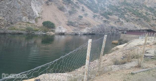 Pembelik Barajı'na giren adam kayboldu