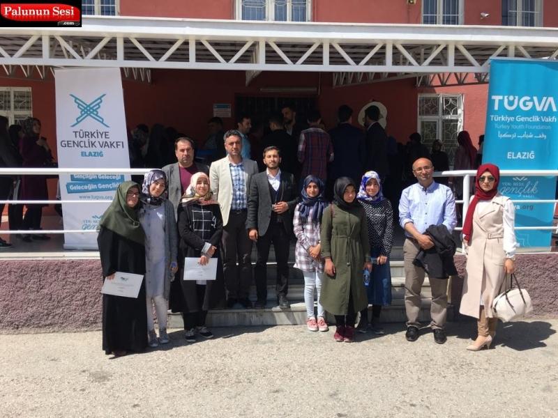 Elazığ Genç Türkiye Kongresi İl Çalıştayı 1.si Palu`dan