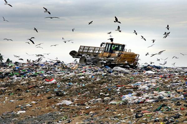 Elazığ'da çöpten elektrik üretiliyor