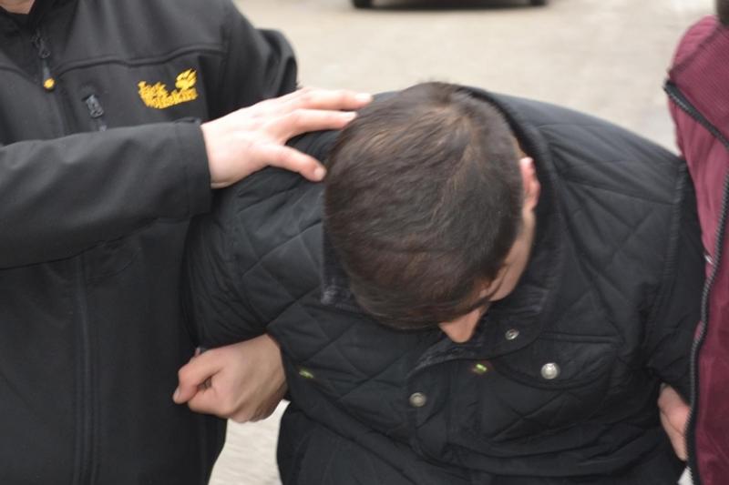 Elazığ`da Kasten Yaralamadan Aranan Şahıs Tutuklandı
