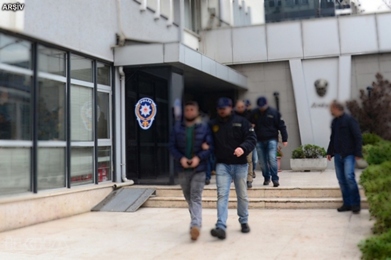 Elazığ`da Pkk/Pyd Operasyonu: 2 Gözaltı