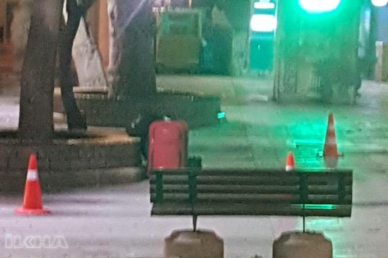 Elazığ'da Sahipsiz valiz bomba paniğine neden oldu