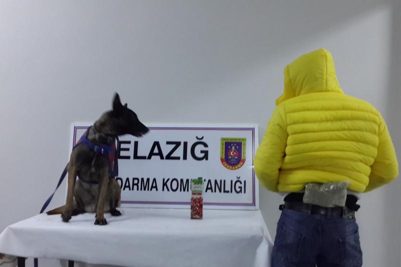 Elazığ`da Uyuşturucu Operasyonu Yapıldı