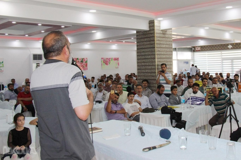 Elazığ`da Yemen halkıyla dayanışma programı düzenlendi