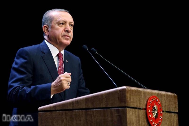 Erdoğan: Mahmur'a operasyon yapabiliriz
