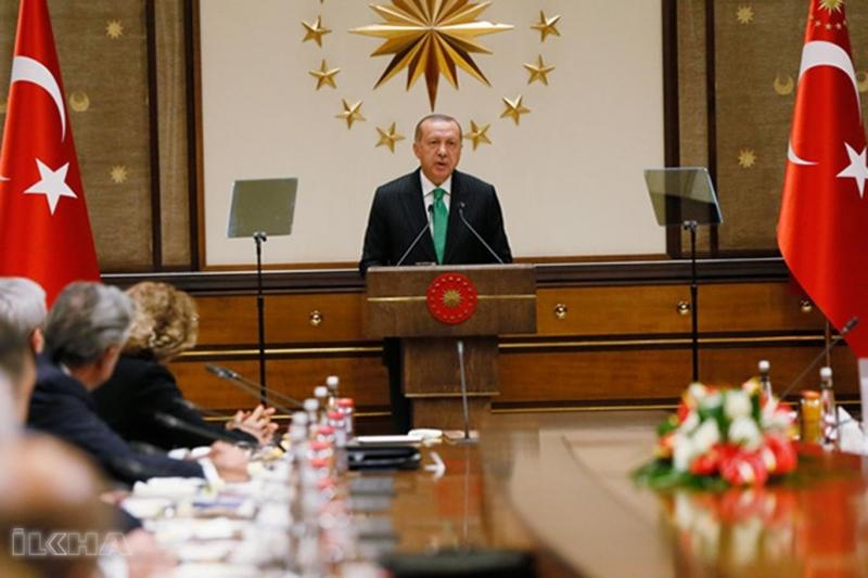 Erdoğan: Serbest piyasadan taviz verilmeyecek