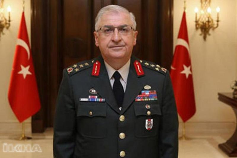 Genelkurmay Başkanlığına Orgeneral Yaşar Güler atandı