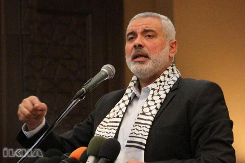 Hamas`tan İntifada Çağrısı