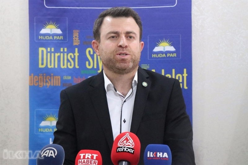 HÜDA PAR: Erdoğan'ı destekleme kararı aldık