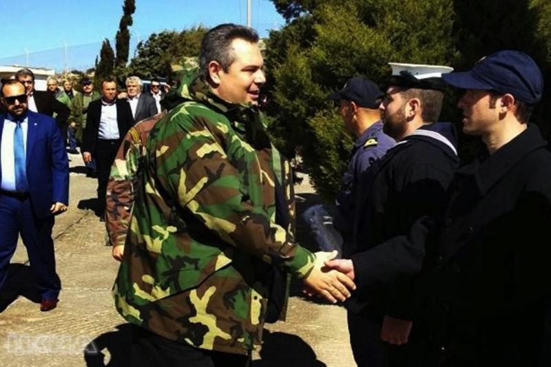 Kammenos: Düşman Türkiye'ye karşı ek 7 bin asker gönderiyorum