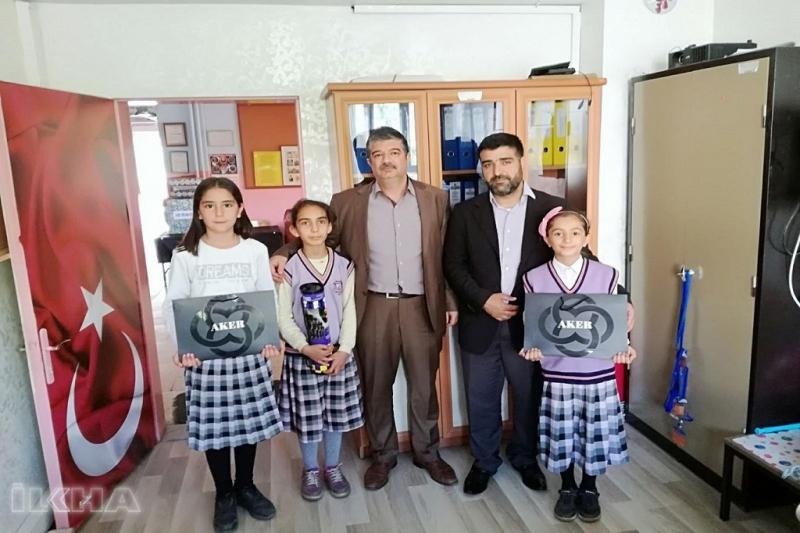 Kovancılar'da Siyer Sınavı'nda dereceye girenlere ödülleri verildi
