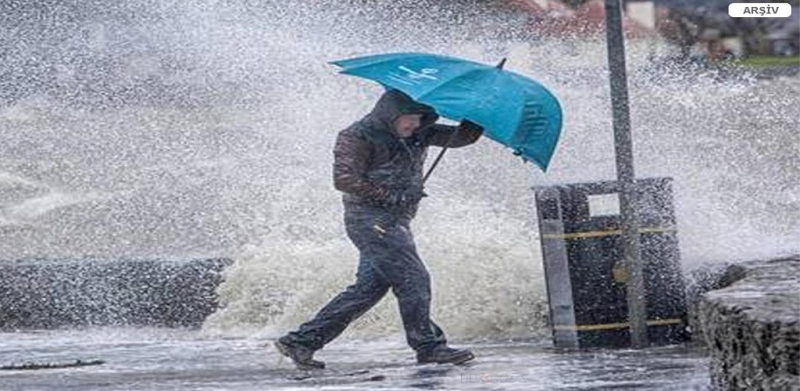 Meteoroloji Tunceli ve Bingöl İçin Uyardı