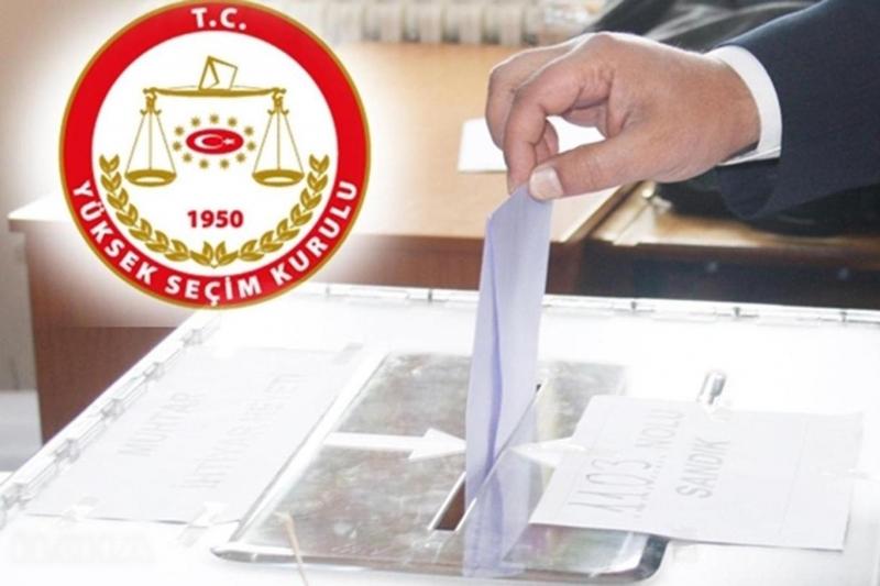 Milletvekili kesin aday listesi Resmi Gazete'de