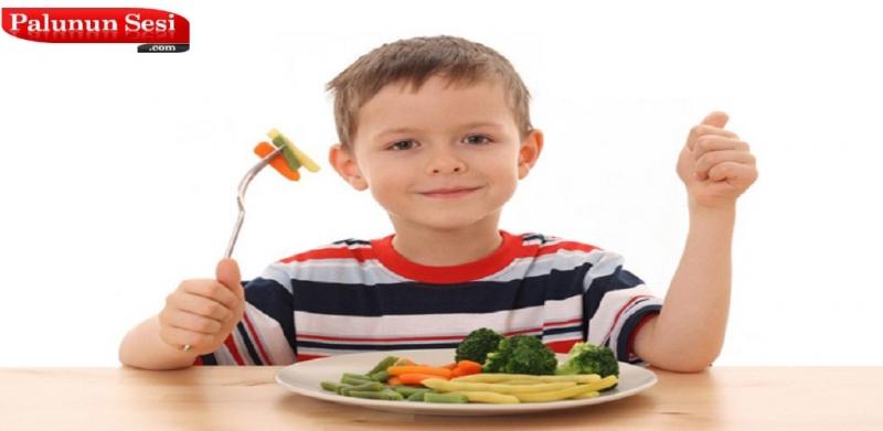 Okul Çağındaki Çocuklarda Beslenme Eğitimi