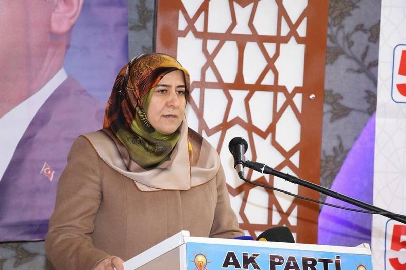 Palu Akparti Kadın Kolları Kongresi Yapıldı
