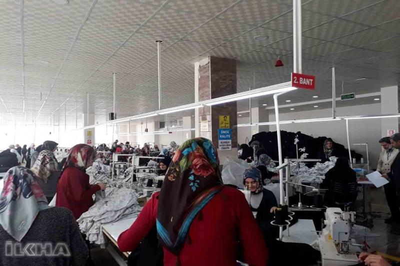 Palu Tekstil çalışanı kadınlardan Kudüs için anlamlı destek -VİDEO