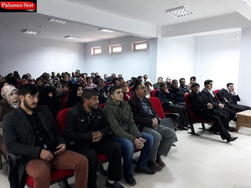Palu Yavuz Selim İlkokulu Veli Toplantısı Yapıldı