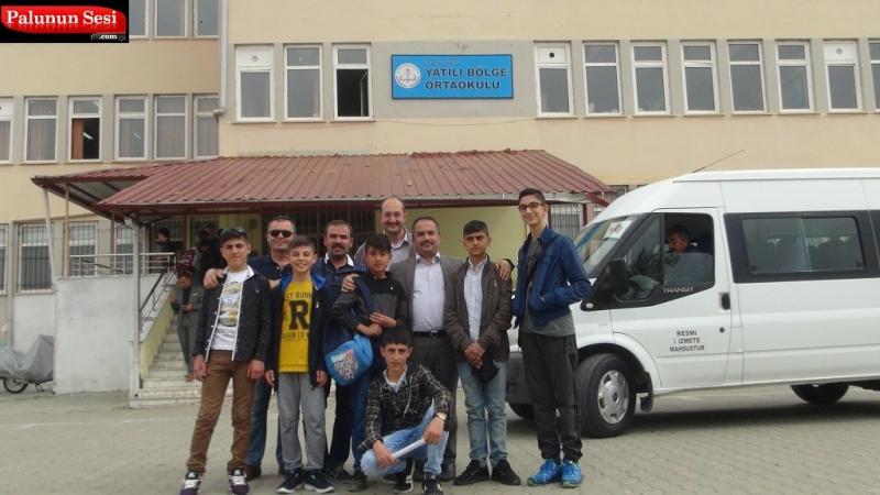 Palu YBO öğrencileri Türk Japon Vakfının Misafirleri Olacak