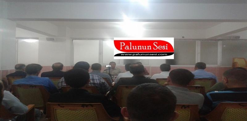 Palu'da'' İmam Hüseyin(AS) ve Kerbela ''pragmamı düzenlendi