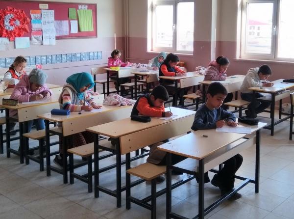Palu`da Ödüllü Kitap Okuma Yarışmasının Sınav Sonuçları Açıklandı