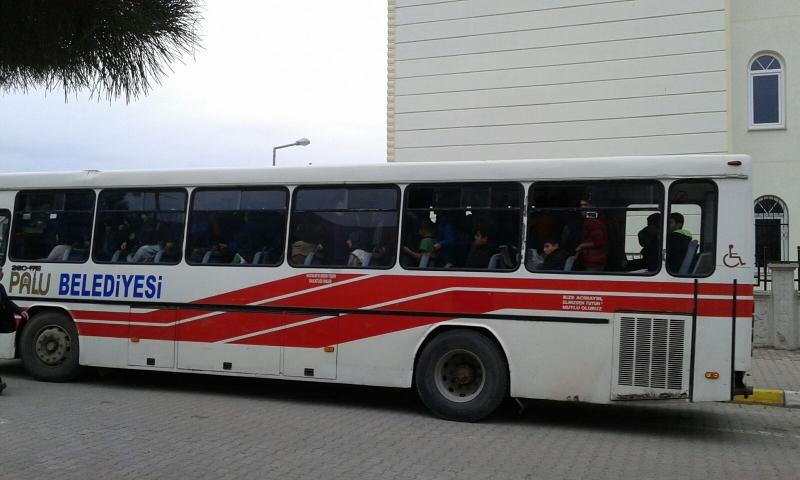 Palu`da Yolcu Biletlerine Zam Yapıldı