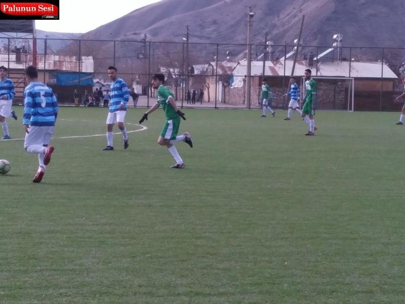 Paluspor U19 Takımından Gol Yağmuru