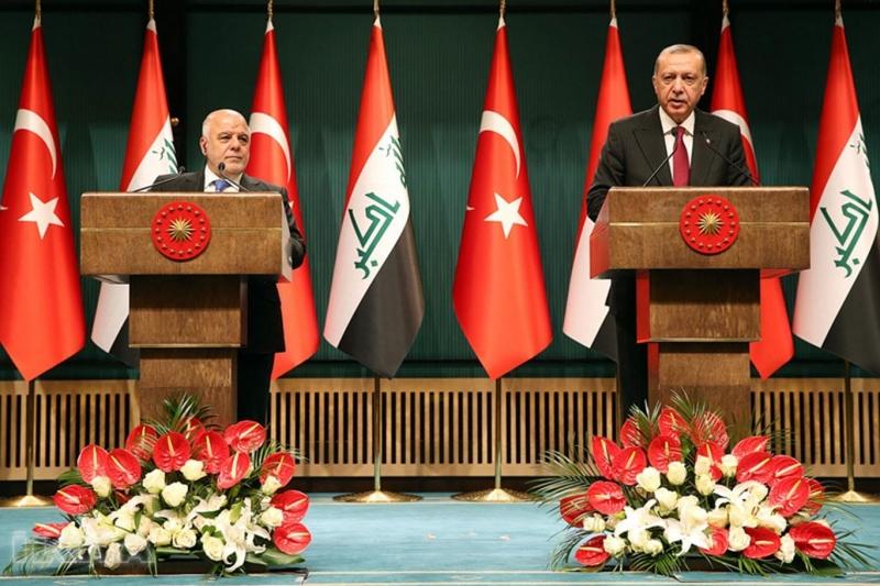 """""""PKK'nın Irak'tan temizlenmesi istikametinde görüş birliğine vardık"""""""