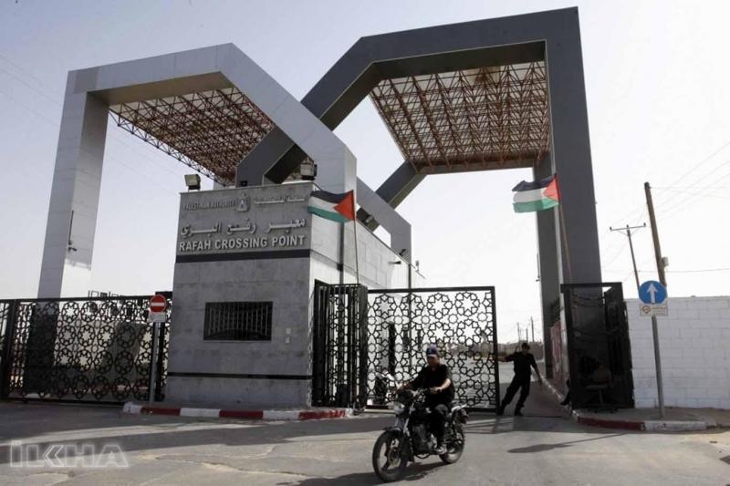 Refah Sınır Kapısı kapatıldı