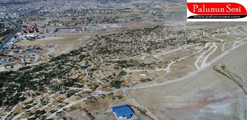 Şehre Yeni Mezarlık Alanı