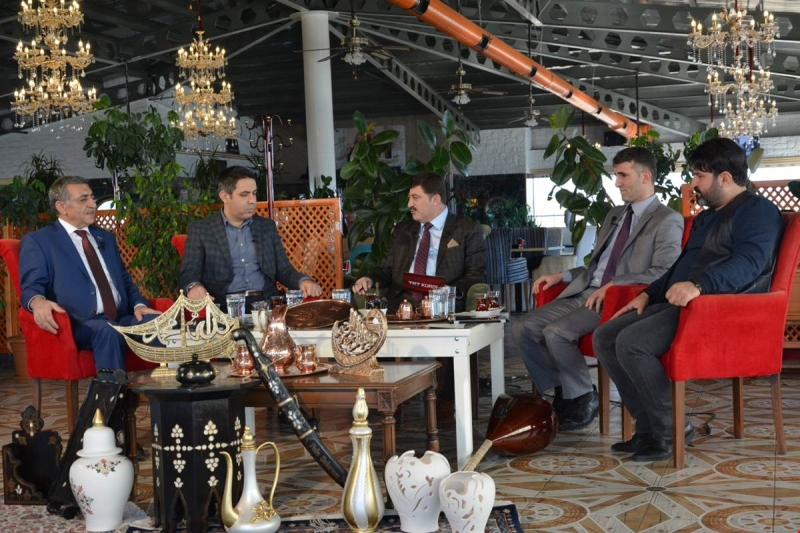 Trt Kurdi Palu Tanıtım Programı Yaptı