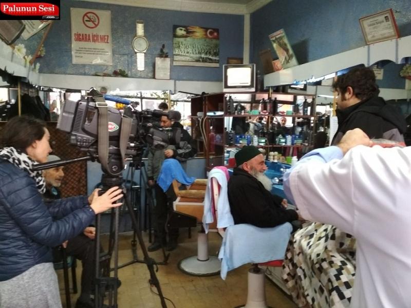 TRT KURDİ Palu`da program yaptı-VİDEO
