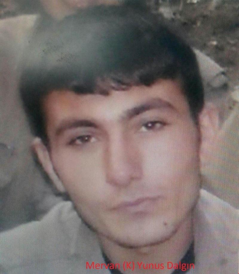 Tunceli'de operasyon: 1 PKK'li öldürüldü.