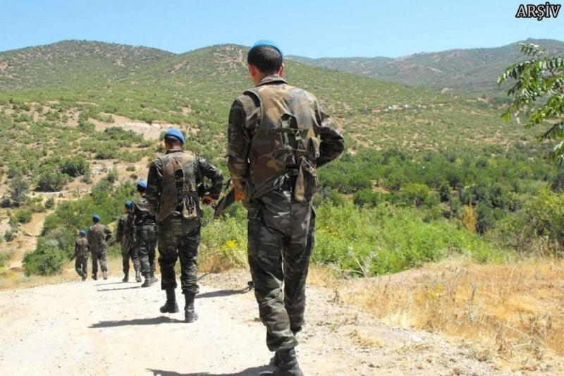Tunceli'de PKK operasyonu: 5 Ölü