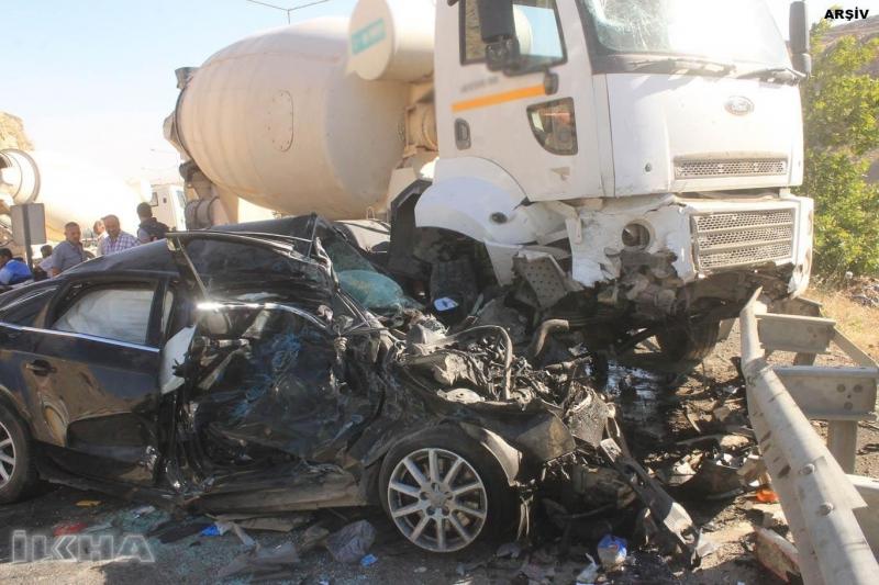 Türkiye Geneli Trafik Kazası Bilançosu Açıklandı