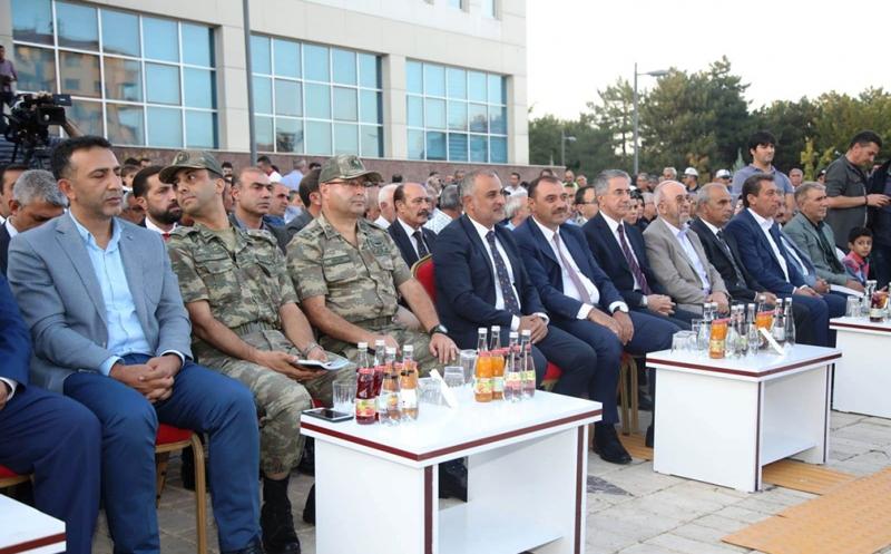 """VALİ KALDIRIM: """"ELAZIĞ'A BÖYLESİ YAKIŞIR"""""""