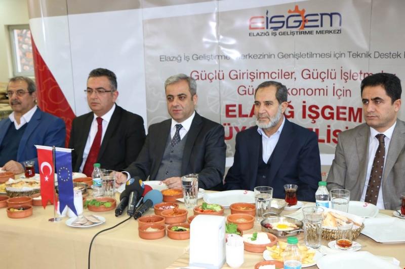 Yeni İŞGEM'de İlk Girişimcilere Anahtarları Teslim Edildi